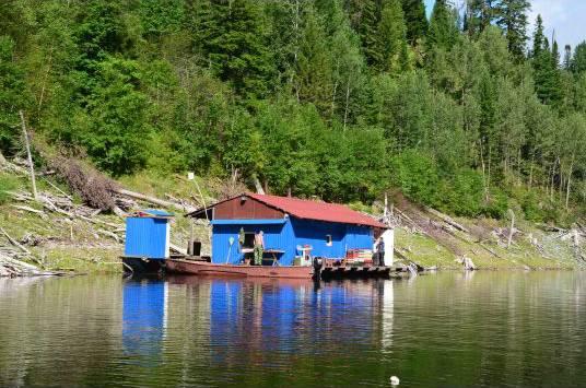 рыбалка в саяногорске